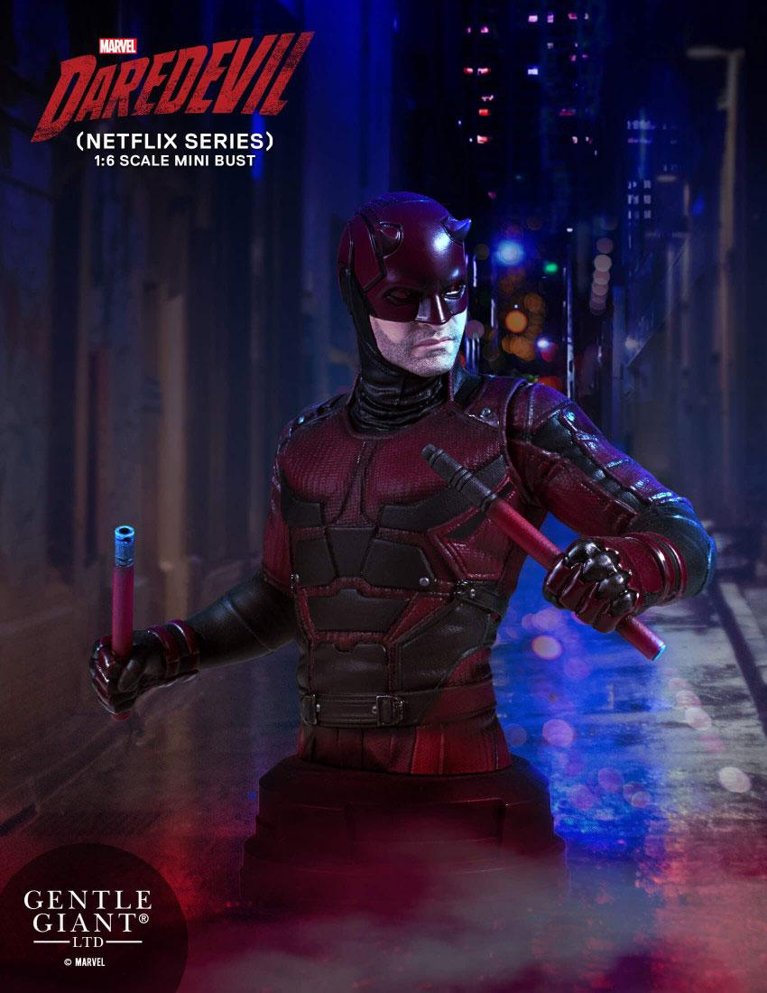 Photo du produit DAREDEVIL BUSTE 1/6 DAREDEVIL 18 CM