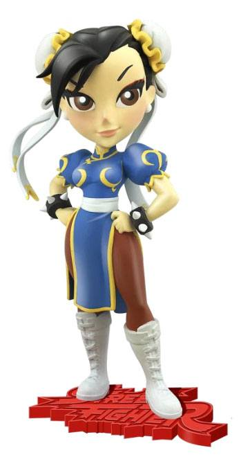 Photo du produit STREET FIGHTER SÉRIE 1 FIGURINE KNOCKOUTS CHUN-LI 18 CM