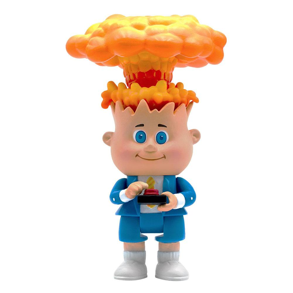 Photo du produit GARBAGE PAIL KID FIGURINE SUPER7 REACTION ADAM BOMB NYCC 10 CM
