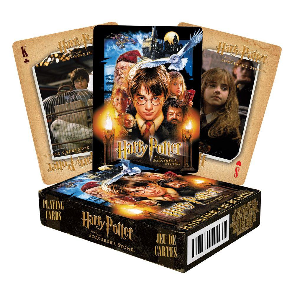Photo du produit Harry Potter jeu de cartes à jouer Harry Potter à l'école des sorciers