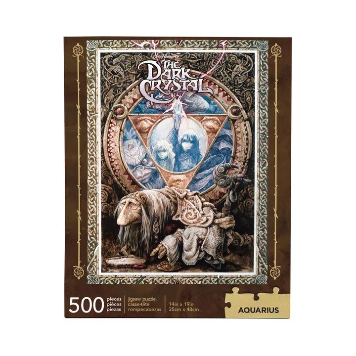 Photo du produit Dark Crystal puzzle Movie (500 pièces)