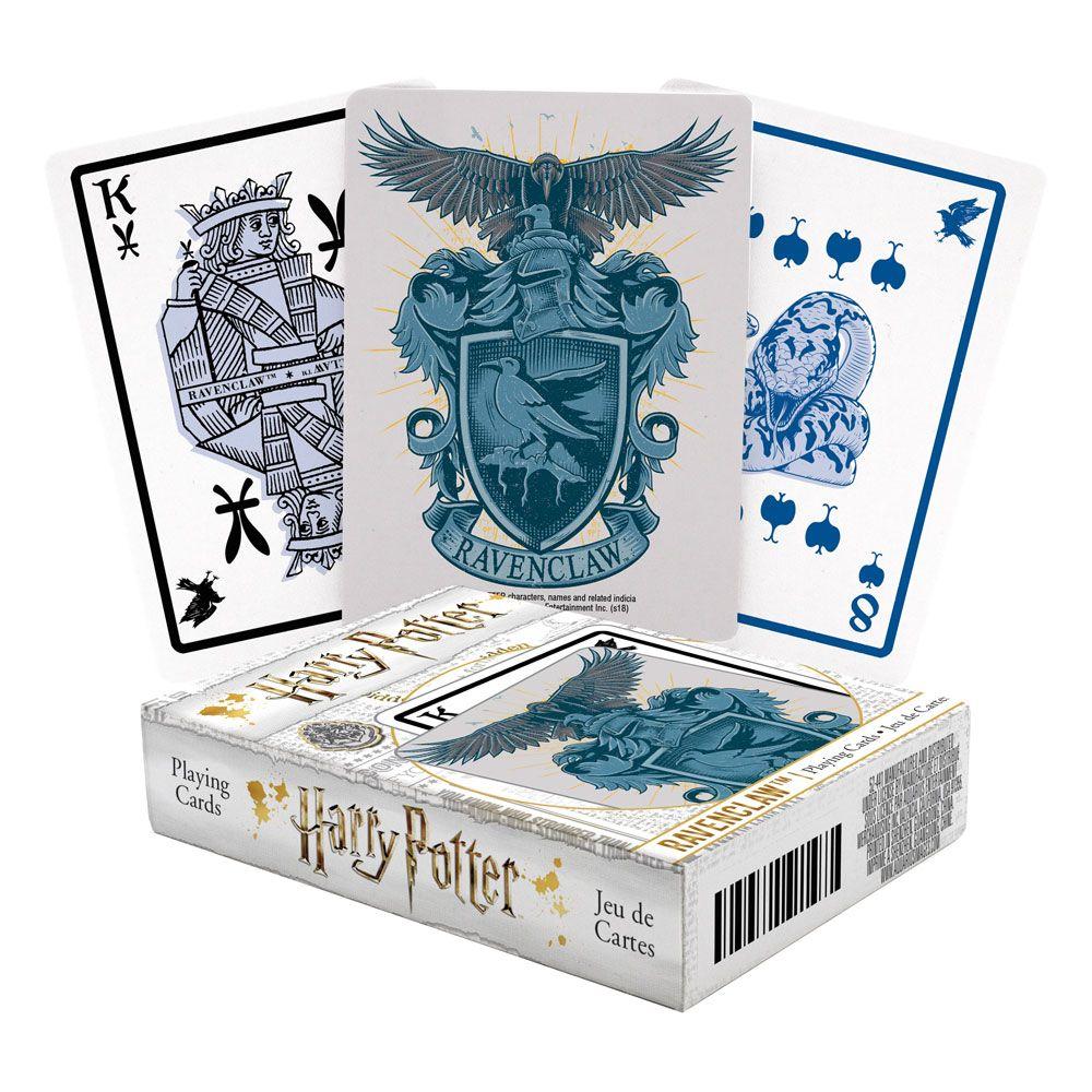 Photo du produit Harry Potter jeu de cartes à jouer Serdaigle