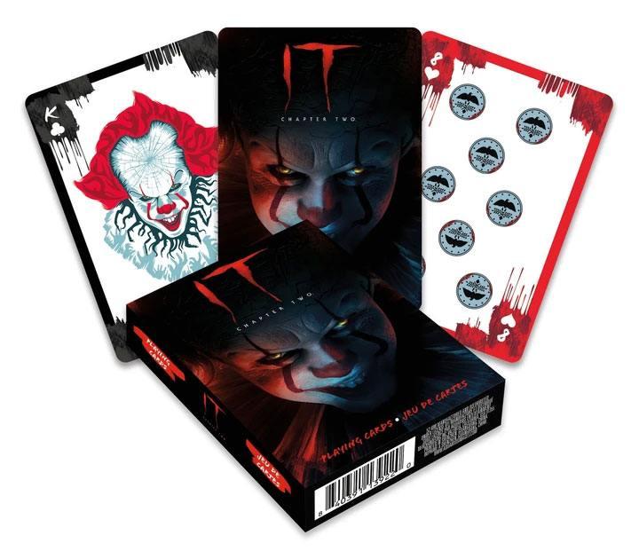 Photo du produit ça Chapitre 2 jeu de cartes à jouer Movie