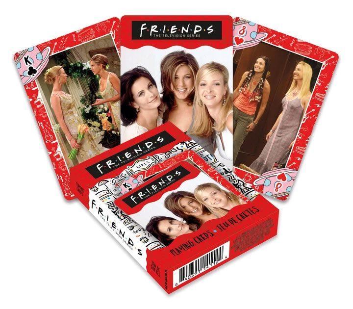 Photo du produit Friends jeu de cartes à jouer Girls