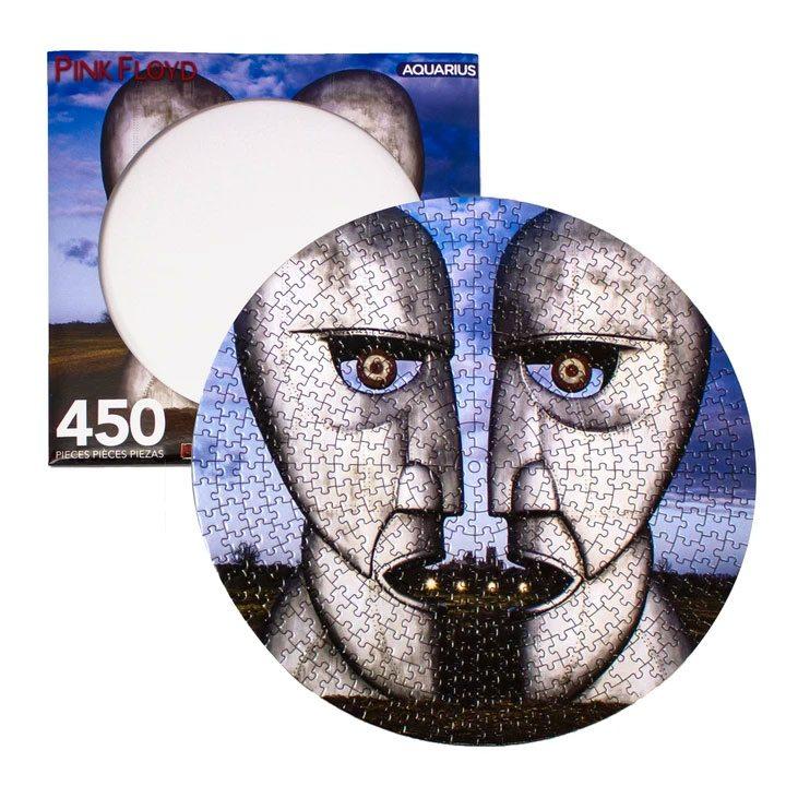 Photo du produit PINK FLOYD PUZZLE DISC DIVISION BELL (450 PIÈCES)
