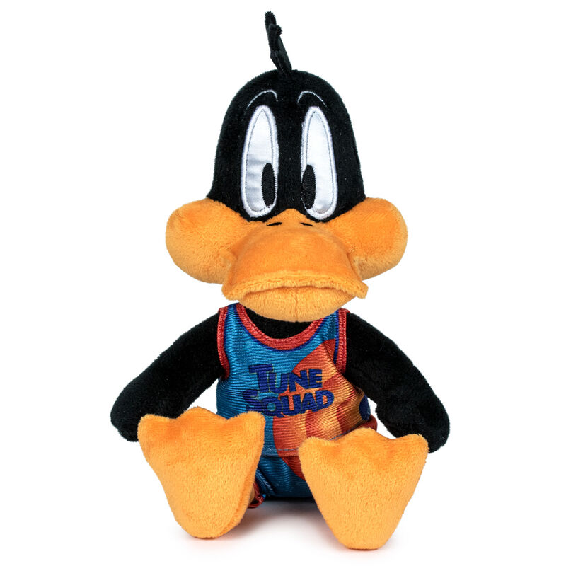 Photo du produit Peluche Daffy Duck Tune Squad Space Jam 2 25cm
