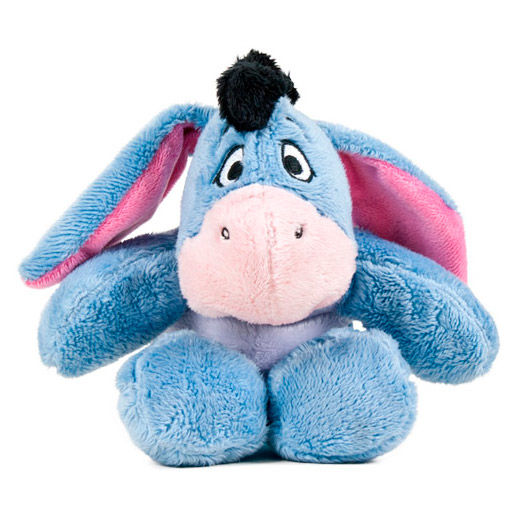 Photo du produit PELUCHE DISNEY WINNIE L'OURSON BOURRIQUET DOUCE 27 CM