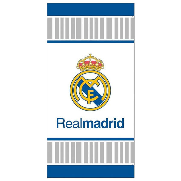 Photo du produit SERVIETTE DE BAIN REAL MADRID