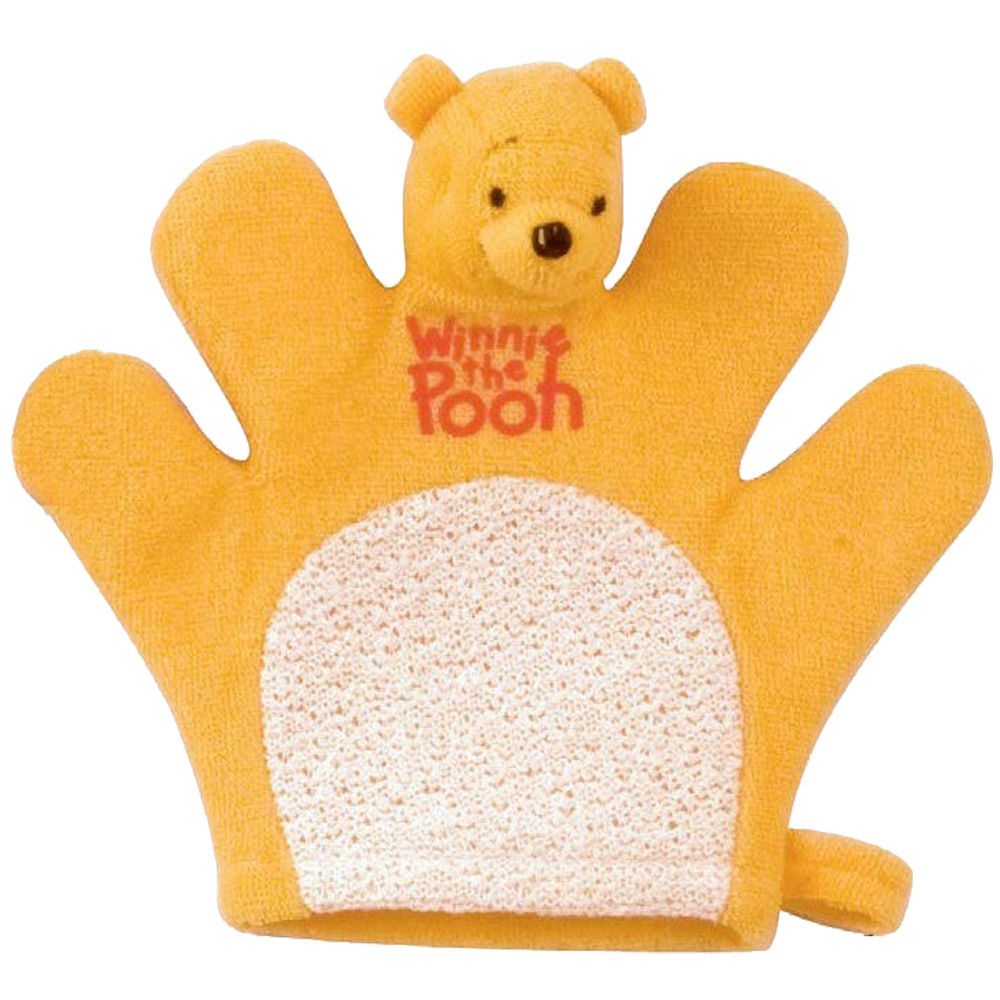 Photo du produit Gant de bain Disney Winnie l'ourson