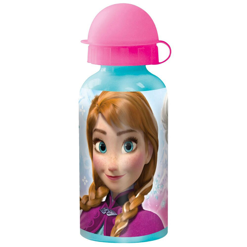 Photo du produit Gourde en aluminium Disney Reine des neiges