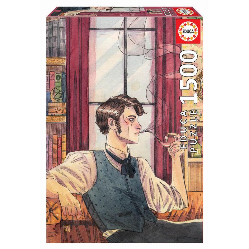 Photo du produit Puzzle Sherlock Esther Gili 1500 pièces