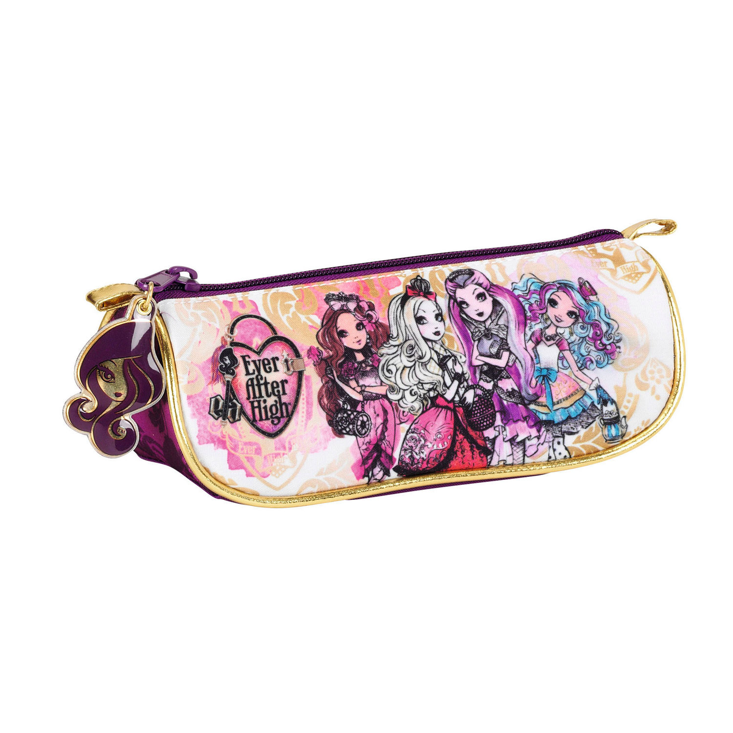Photo du produit TROUSSE EVER AFTER HIGH ROYAL REBEL TRIANGULAIRE