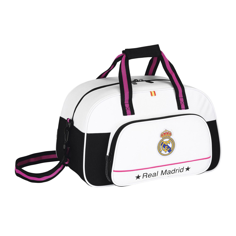 Grand Sac de Sport ou de Voyage Réal Madrid vg45y5H