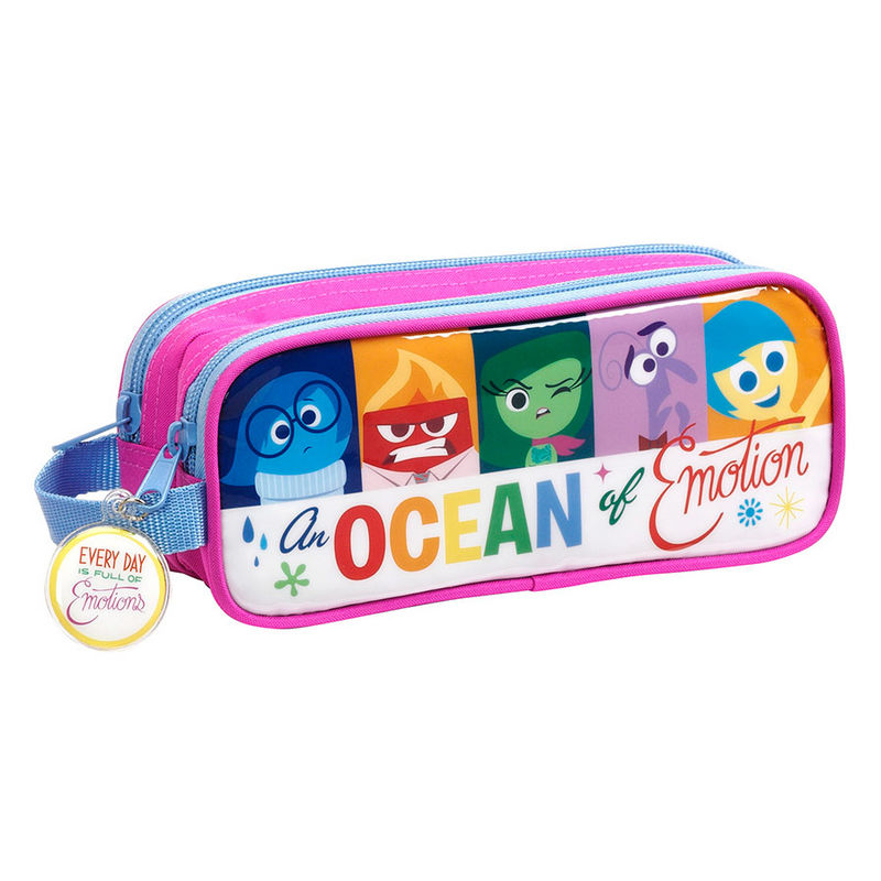 Photo du produit TROUSSE DOUBLE DISNEY VICE VERSA EMOTION