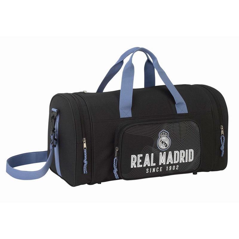 SAC DE SPORT REAL MADRID BLACK SINCE 1902