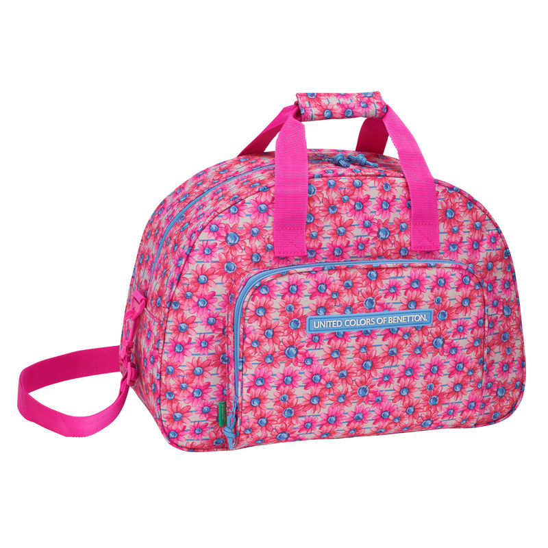 Photo du produit SAC DE SPORT BENETTON FIORI 48CM