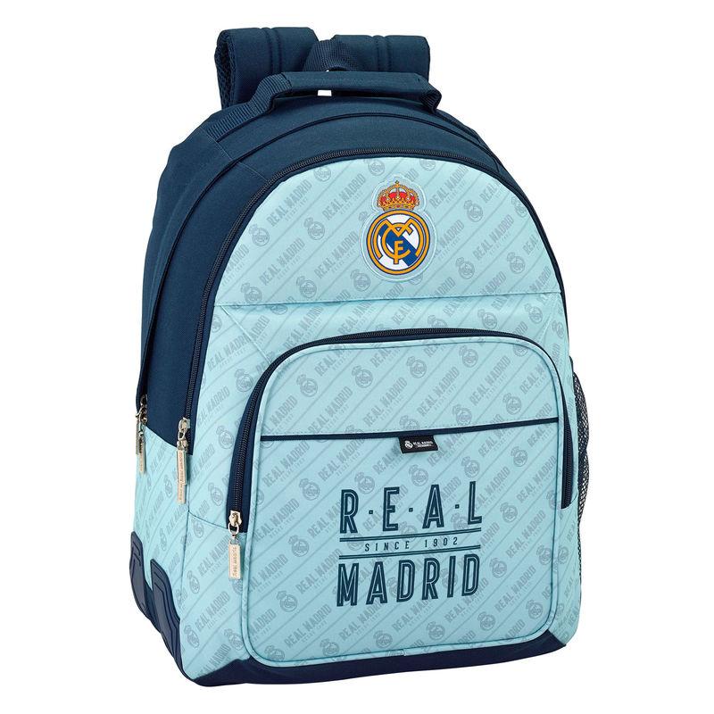 Photo du produit SAC A DOS REAL MADRID 42 CM ADAPTABLE