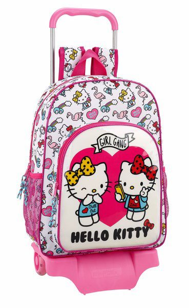 Photo du produit TROLLEY HELLO KITTY GIRL GANG 42CM