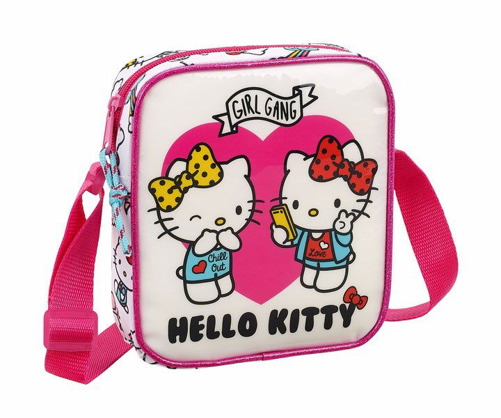 Photo du produit SAC BANDOULIERE HELLO KITTY GIRL GANG