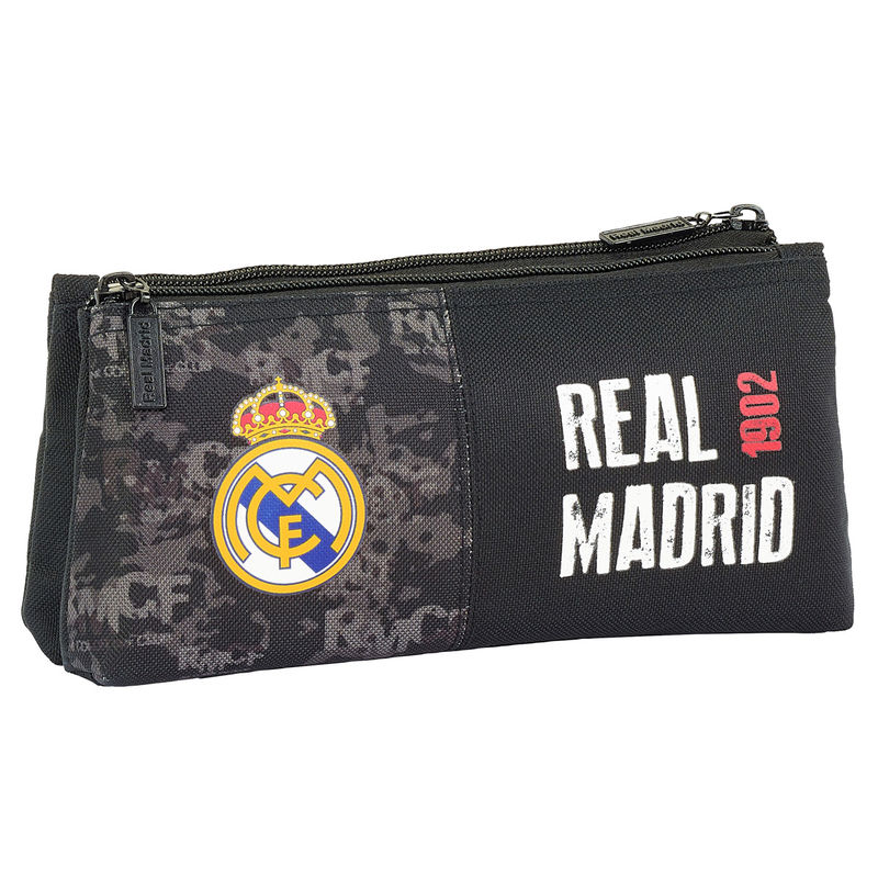 Photo du produit TROUSSE REAL MADRID BLACK DOUBLE