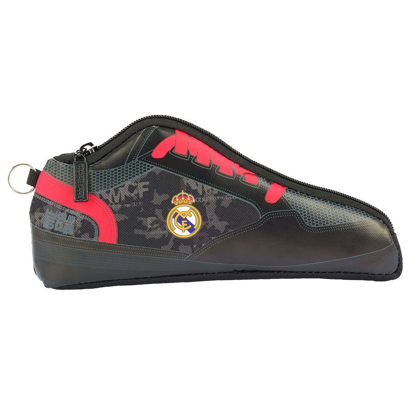 Photo du produit TROUSSE CHAUSSURE REAL MADRID BLACK