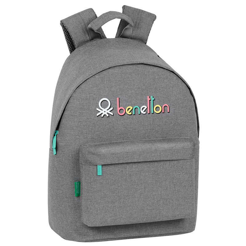 Photo du produit SAC A DOS BENETTON BEAUTIFUL POUR ORDINATEUR PORTABLE 41CM