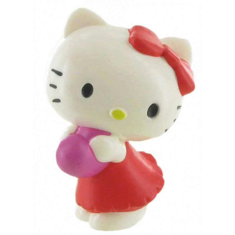 Photo du produit BULLYLAND FIGURINE HELLO KITTY COEUR