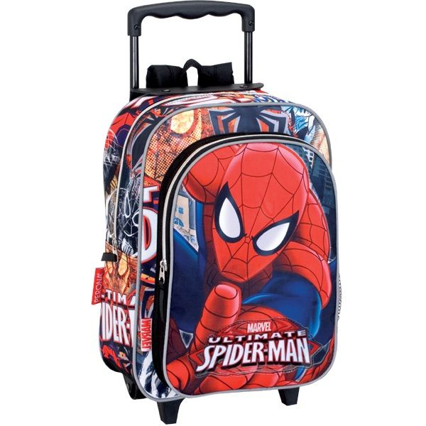 Photo du produit MARVEL TROLLEY ULTIMATE SPIDER-MAN 36 CM