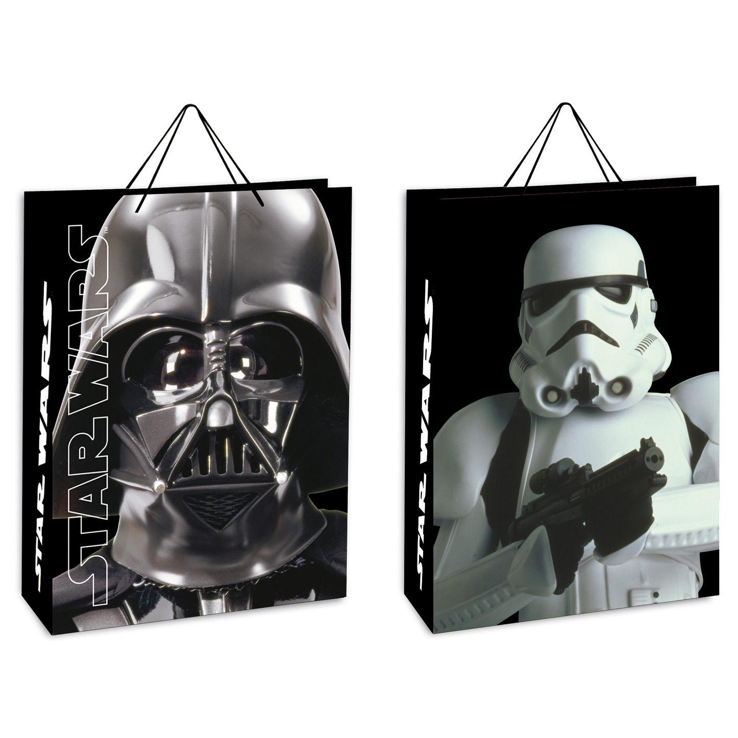 sac cadeau star wars grand format. Black Bedroom Furniture Sets. Home Design Ideas