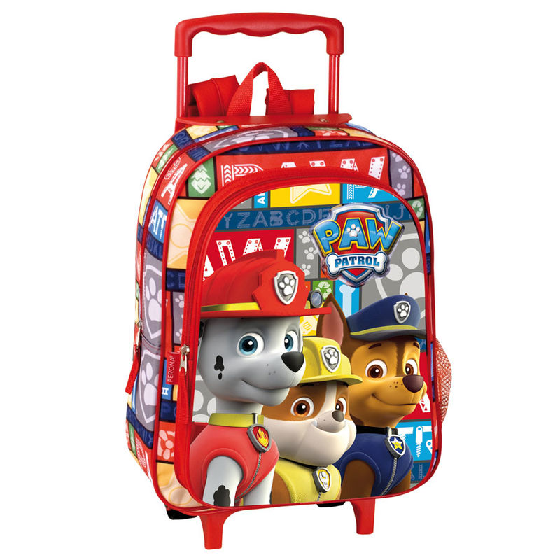 paw patrol trolley la pat patrouille adventure. Black Bedroom Furniture Sets. Home Design Ideas