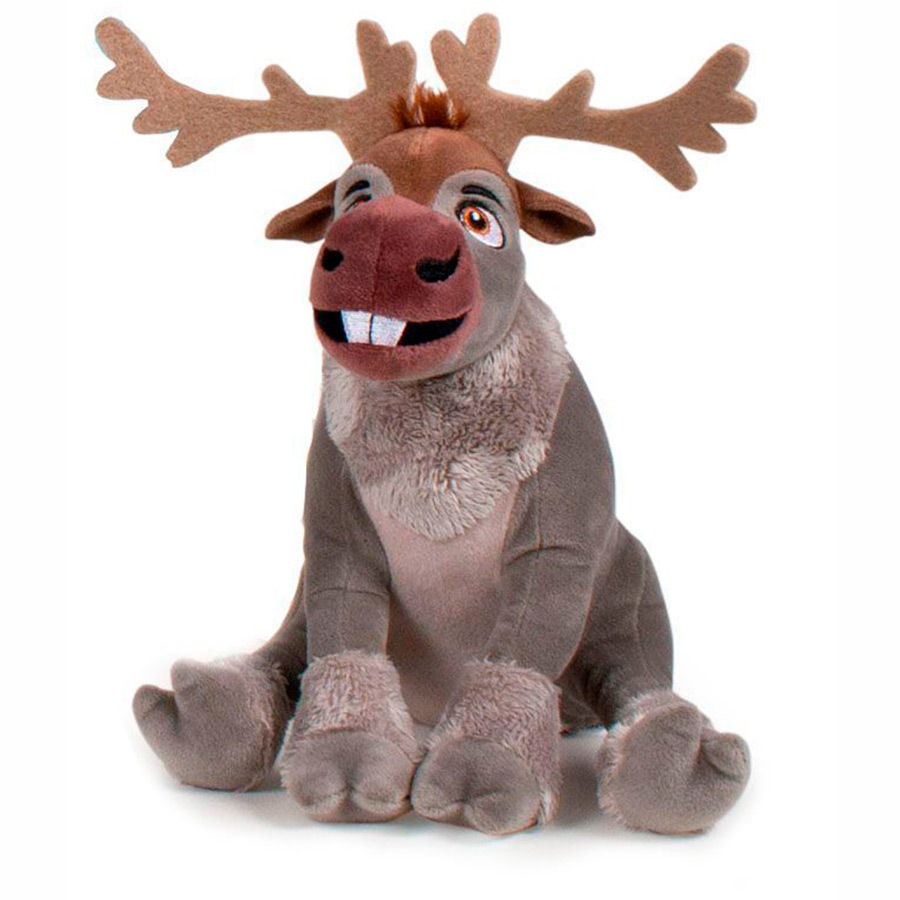 Photo du produit PELUCHE SVEN DISNEY REINE DES NEIGES 30 CM