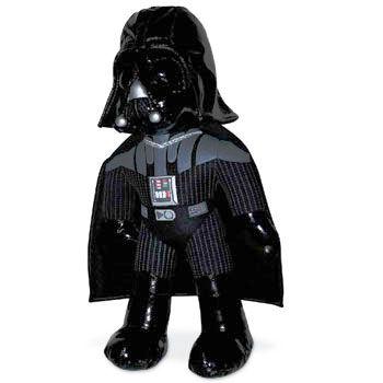 Photo du produit Peluche Star Wars Dark Vador 25 cm