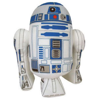 Photo du produit Peluche Star Wars R2D2 25 cm