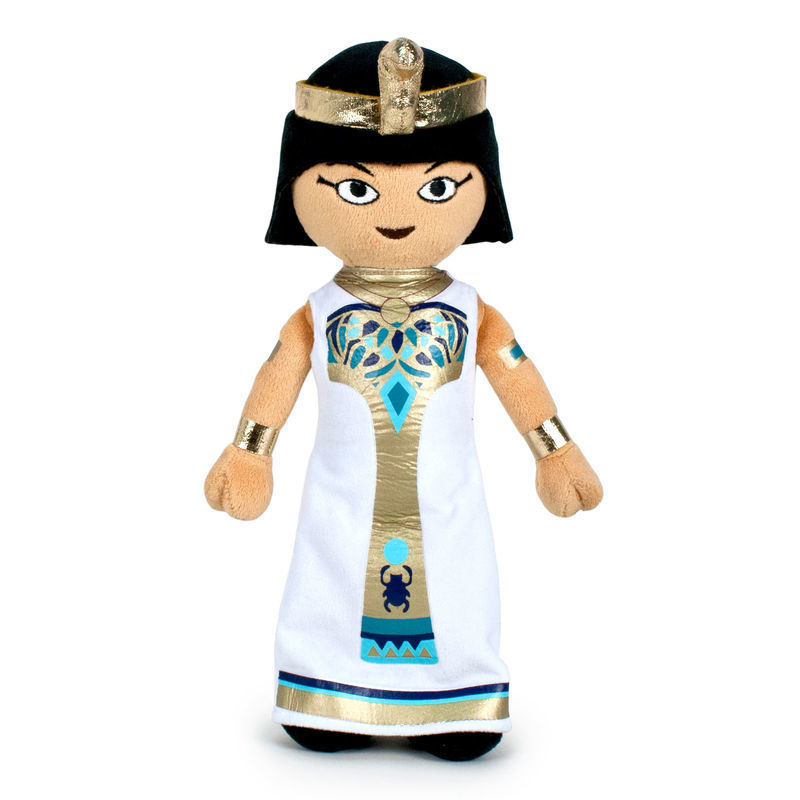 Photo du produit PELUCHE PLAYMOBIL EGYPTIENNE 33 CM