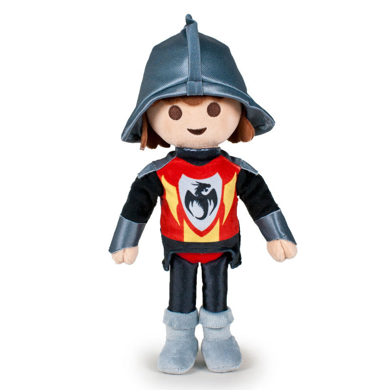 Photo du produit PELUCHE PLAYMOBIL MOYEN AGE 35 CM