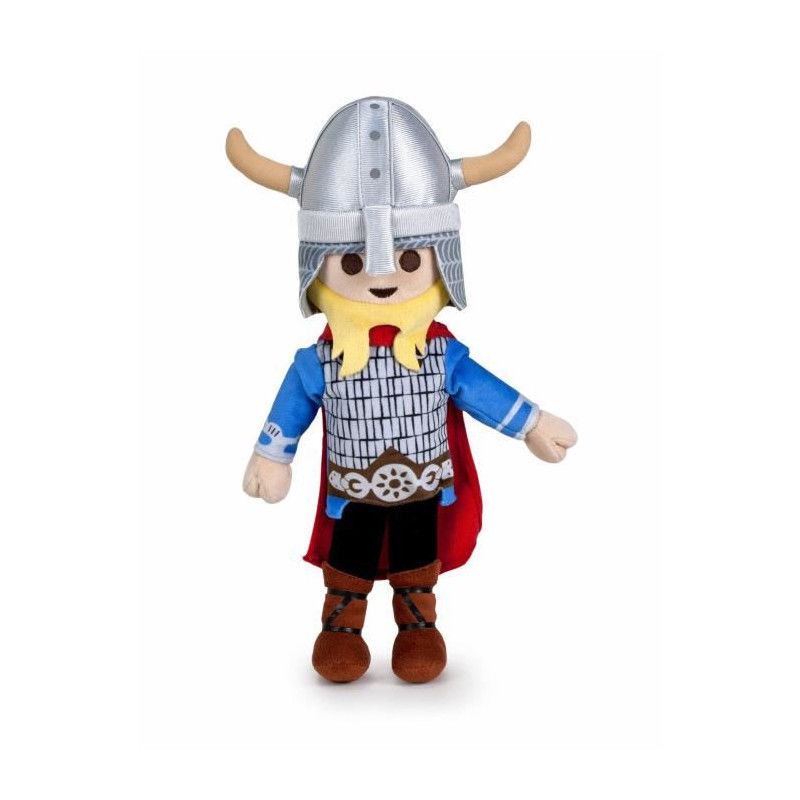 Photo du produit PELUCHE PLAYMOBIL VIKING 32 CM