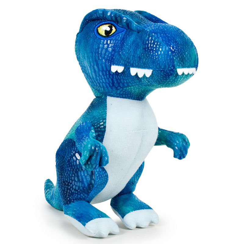 Photo du produit PELUCHE DINOSAURE RAPTOR JURASSIC WORLD 27CM