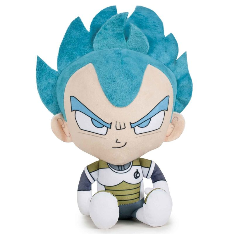 Photo du produit PELUCHE DRAGON BALL Z VEGETA 25 CM