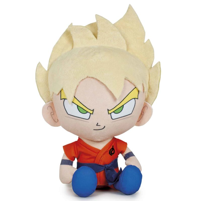 Photo du produit PELUCHE DRAGON BALL SUPER GOKU 43 CM