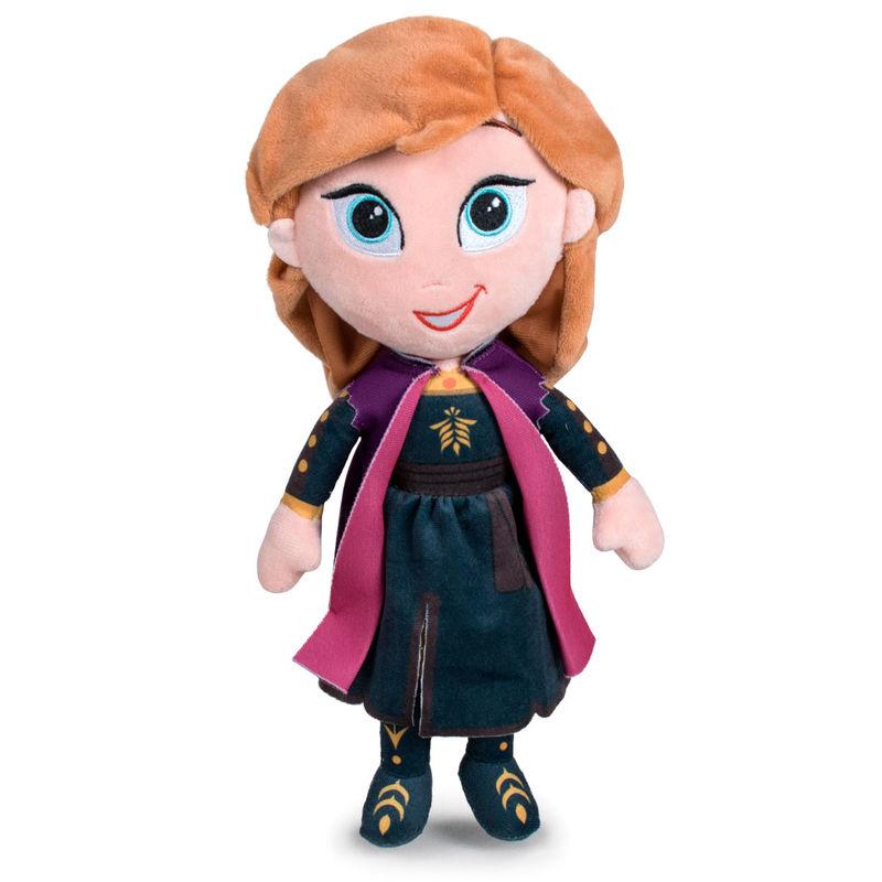 Photo du produit Peluche Anna Frozen 2 Disney 30cm