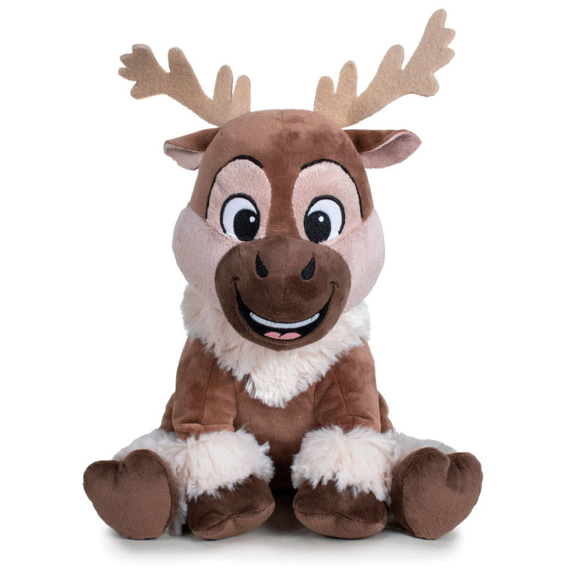 Photo du produit PELUCHE SVEN 30CM DISNEY LA REINE DES NEIGES 2
