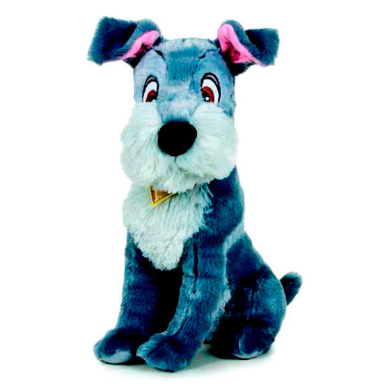 Photo du produit PELUCHE CLOCHARD DISNEY LA BELLE ET LE CLOCHARD