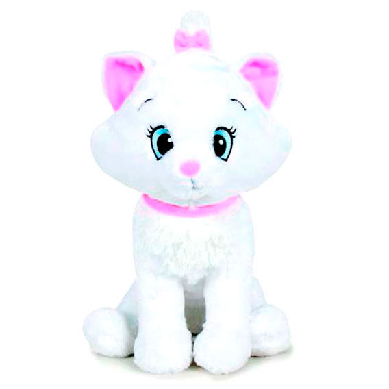Photo du produit PELUCHE MARIE DISNEY LES ARISTOCHATS 30 CM