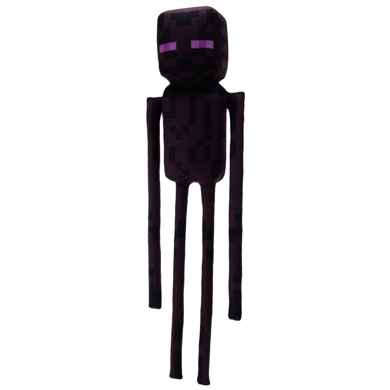 Photo du produit PELUCHE ENDERMAN MINECRAFT 53CM