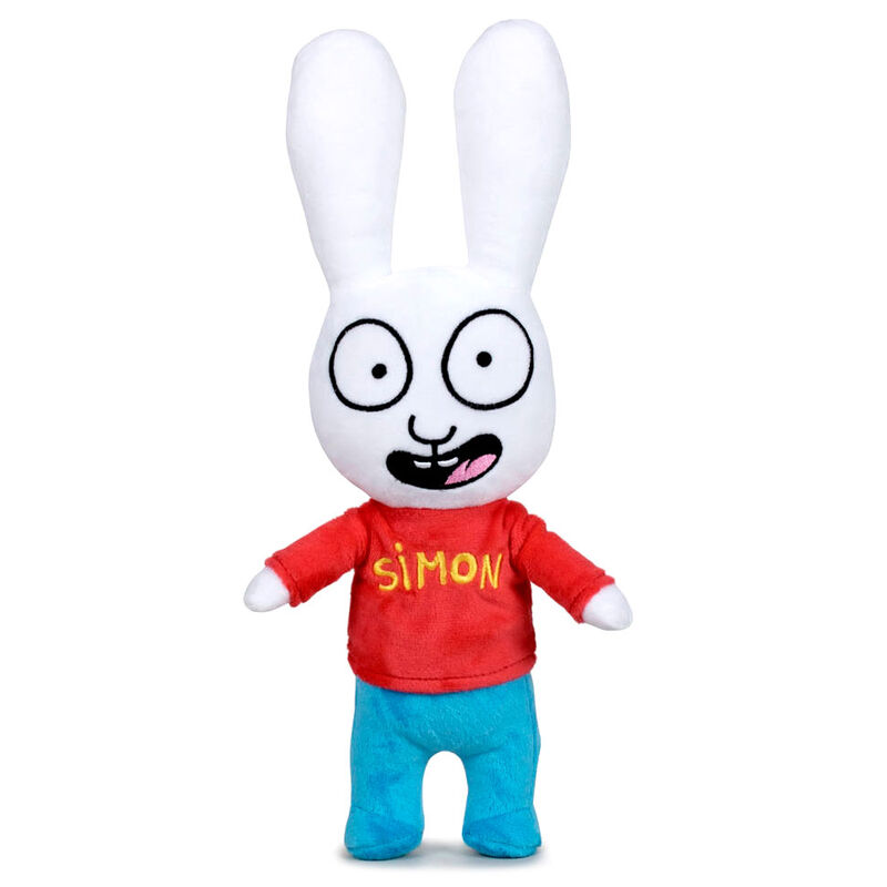 Photo du produit PELUCHE SIMON 35CM