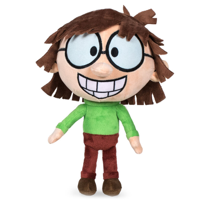 Photo du produit PELUCHE LISA THE LOUD HOUSE 30CM