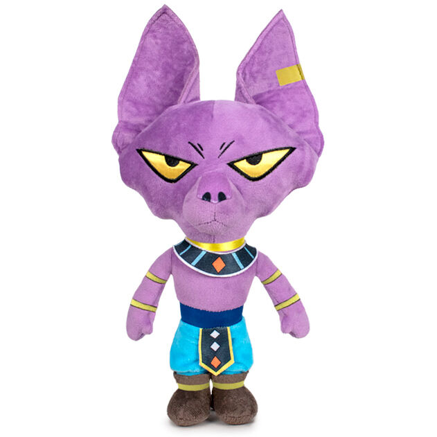 Photo du produit PELUCHE BEERUS DRAGON BALL 31CM