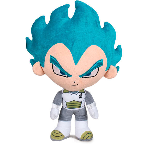 Photo du produit PELUCHE VEGETA SUPER SAIYAN BLUE DRAGON BALL 31CM