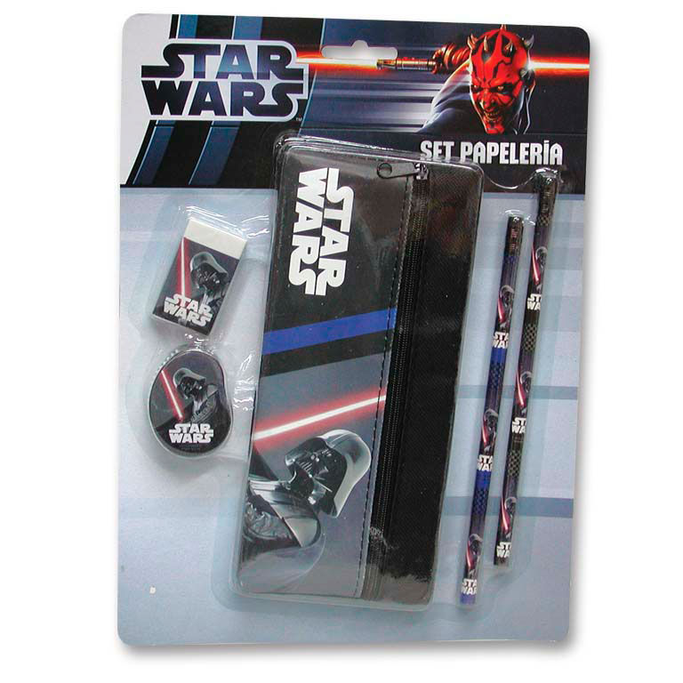 Photo du produit Coffret papeterie Star Wars