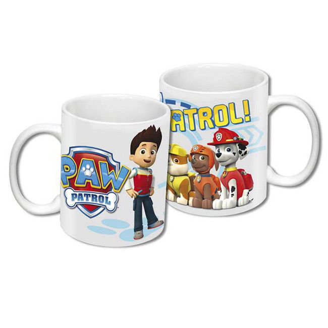 Photo du produit MUG PAW PATROL CERAMIQUE